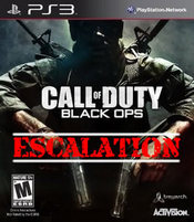 Call of Duty: Black Ops - Escalation for PlayStation 3 last updated Jun 15, 2011