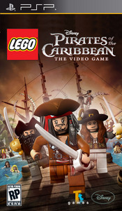 LEGO Pirates of the Caribbean PSP