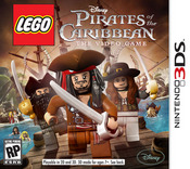 LEGO Pirates of the Caribbean for 3DS last updated May 09, 2011