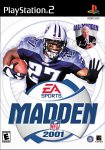Madden NFL 2001 for PlayStation 2 last updated May 04, 2003