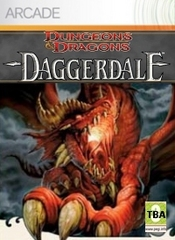Dungeons and Dragons: Daggerdale Xbox 360