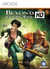 Beyond Good and Evil HD Xbox 360