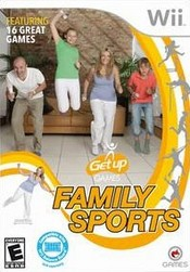 Get Up Games: Family Sports Wii