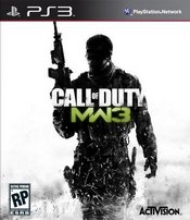 Call of Duty: Modern Warfare 3 for PlayStation 3 last updated Dec 17, 2013