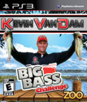 Kevin Van Dam Fishing PS3