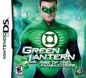 Green Lantern: Rise of the Manhunters DS