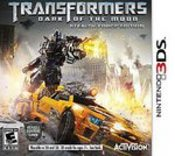 Transformers: Dark of the Moon 3DS