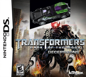 Transformers: Dark of the Moon DS