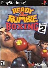 Ready 2 Rumble Boxing: Round 2 PS2