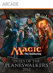 Magic: The Gathering - Duels of the Planeswalkers 2012 for Xbox 360 last updated Jul 13, 2012