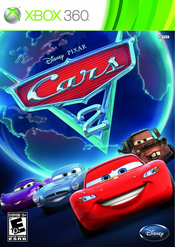 Cars 2: The Video Game Xbox 360