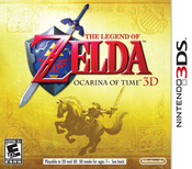 Legend of Zelda: Ocarina of Time 3D for 3DS last updated Aug 04, 2012