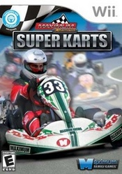 Maximum Racing: Super Karts Wii