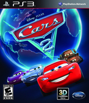 Cars 2: The Video Game PS3