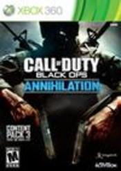 Call of Duty: Black Ops - Annihilation for Xbox 360 last updated Jul 25, 2011
