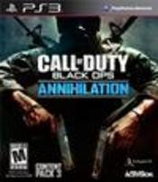 Call of Duty: Black Ops - Annihilation PS3