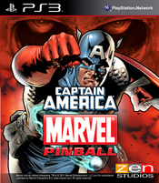 Marvel Pinball: Captain America PS3