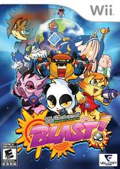 Wicked Monster Blast! Wii