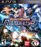 Dynasty Warriors: Gundam 3 PS3
