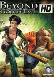 Beyond Good and Evil HD PS3