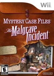 Mystery Case Files: The Malgrave Incident Wii