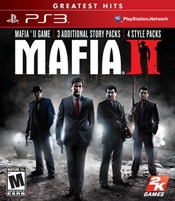 Mafia II: Director's Cut PS3