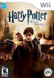 Harry Potter and the Deathly Hallows: Part 2 Wii