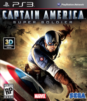 Captain America: Super Soldier PS3