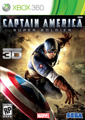 Captain America: Super Soldier Xbox 360