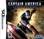 Captain America: Super Soldier DS