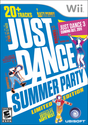 Just Dance: Summer Party for Wii last updated Sep 06, 2011