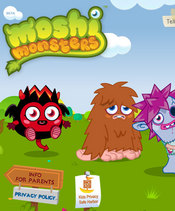 Moshi Monsters PC