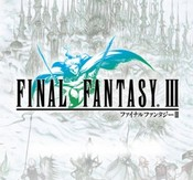Final Fantasy III iPhone
