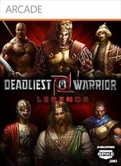 Deadliest Warrior: Legends Xbox 360