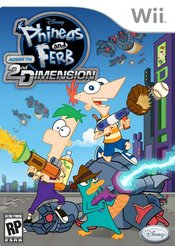 Phineas and Ferb: Across the 2nd Dimension for Wii last updated Jan 13, 2012