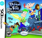 Phineas and Ferb: Across the 2nd Dimension DS