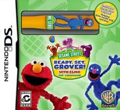 Sesame Street: Ready, Set, Grover! DS