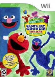Sesame Street: Ready, Set, Grover! Wii
