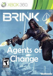 Brink: Agents of Change Xbox 360