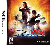 Spy Kids: All the Time in the World DS