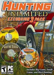 Hunting Unlimited: Expedition 3 Pack PC