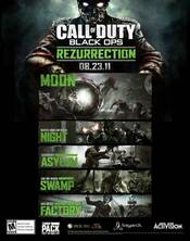 Call of Duty: Black Ops - Rezurrection Xbox 360