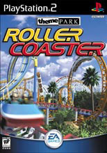 Theme Park: Roller Coaster PS2