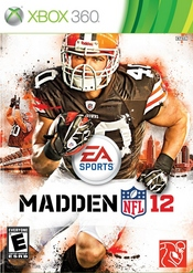 Madden NFL 12 for Xbox 360 last updated Dec 17, 2013