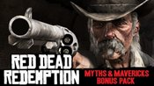 Red Dead Redemption: Myths and Mavericks PS3