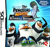 Penguins of Madagascar: Dr. Blowhole Returns Again! DS