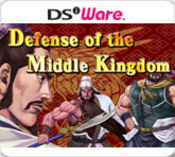 Defense of Middle Kingdom DS