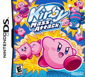 Kirby Mass Attack DS