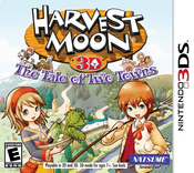 Harvest Moon: The Tale of Two Towns for 3DS last updated May 09, 2012