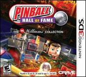 Pinball Hall of Fame: The Williams Collection 3DS